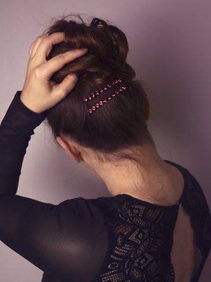 Preciosa Hair Barrettes