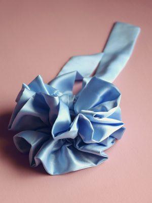 May - Large Ruffle Scrunchies